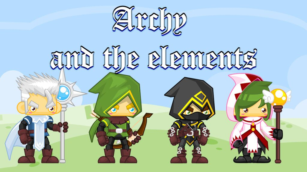 Archy and the elements