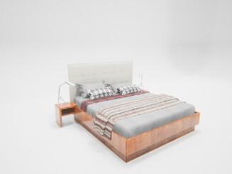 Bed rendering in Unreal Engine